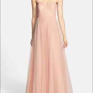 Jenny Yoo Annabelle Dress Cameo Pink Size 2